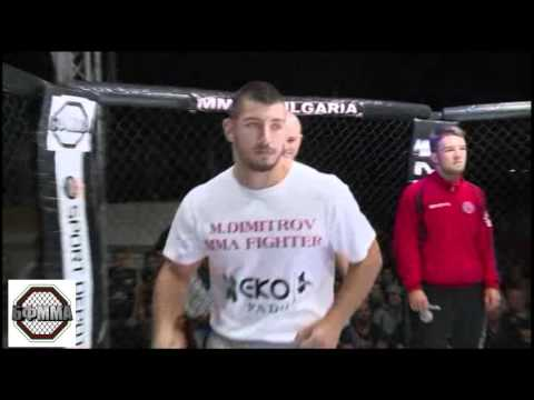 Open MMA Stara Zagora