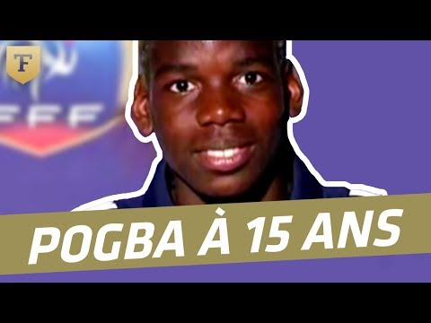 Paul Pogba, aux origines