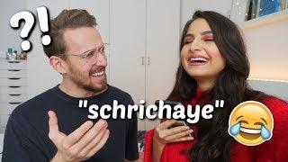 Mein Freund lernt ARAMÄISCH / meine Muttersprache - zu witzig!!