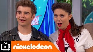 The Thundermans are in the 1950s, and there's a dance competition! ...