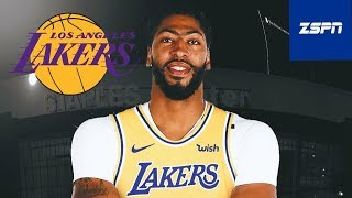 Anthony Davis Lakers 2018 | NBA Trade Rumors | Lakers 2018