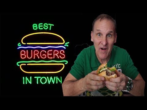 Where to find the Best Hamburgers in Bacolod City