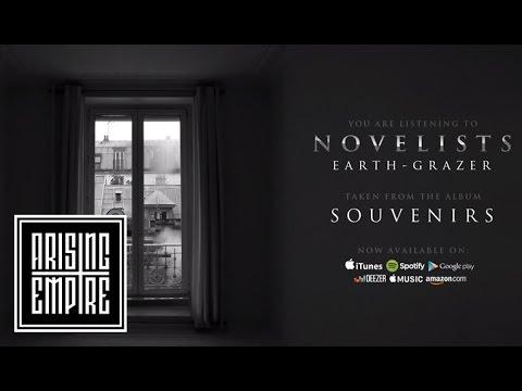 NOVELISTS - Earth Grazer - Taken from 'Souvenirs' (OFFICIAL ALBUM STREAM)