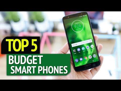 TOP 5: Best Budget Smart Phones 2019