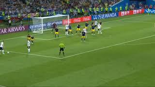 FIFA WC 2018 (Germany VS DENMARK) Best Goal