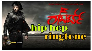 Grab the ringtone here👇👇👇 https://www.dropbox.com/s/c995rzynxa8lik5/roberrt__first_look_motion_poster_4k__darshan__tharun_kishore_sudhir_arjun_janyaumapathy_...