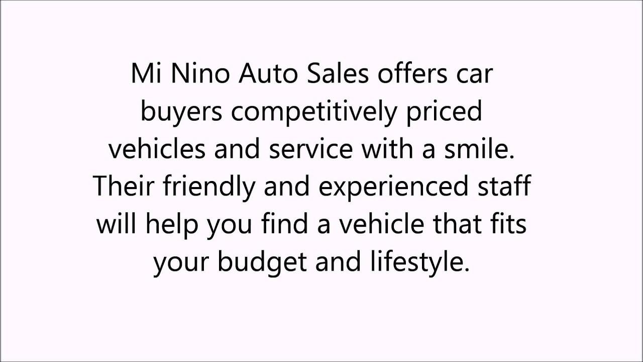 Used car dealers in modesto ca 209 394 4942 mi nino auto