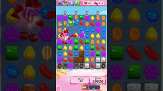 Candy Crush Saga Level 361 (3 Star, No Boosters)