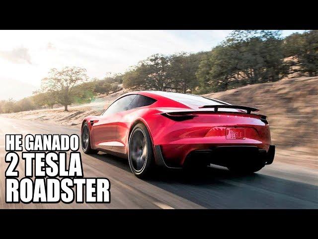 He ganado 2 Tesla Roadster 2020... y Tesla pone fin al referral program