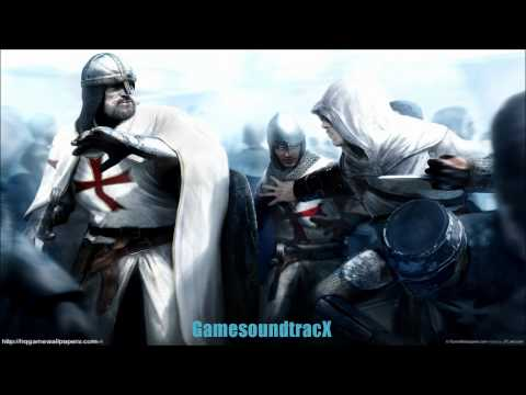 Assassin's Creed - Acre Fight or Flight - Red in the Face - SOUNDTRACK