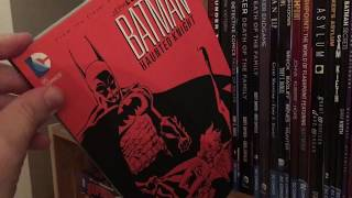 My Batman (and more!) trade paper back & graphic novel collection