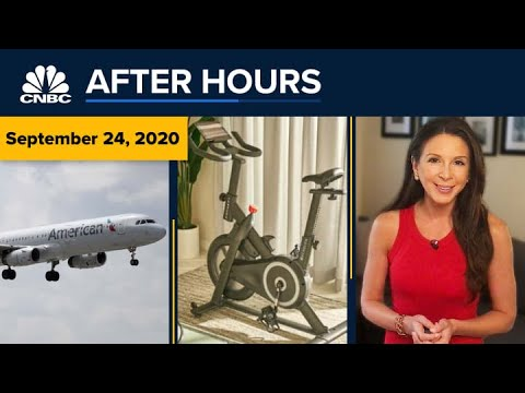 The airlines run out of bailout money in six days. Here's what happens next: CNBC After Hours