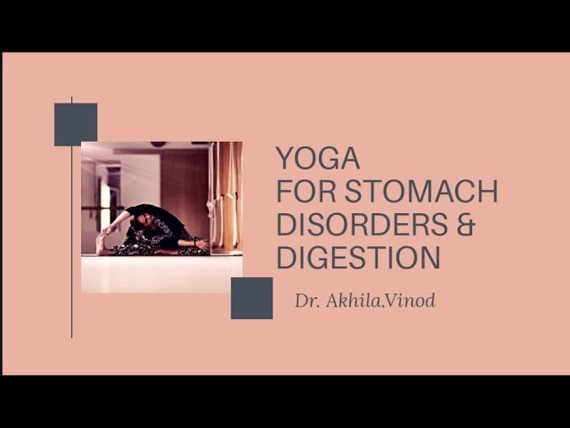 Yoga For Stomach Disorders | Improve Digestion | Reduce Bloating And Acidity | Belly Fat Reduction