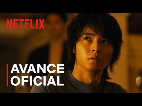 Alice in Borderland   Avance oficial   Netflix
