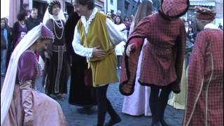 La Baronia di Cerveteri. Investirura Templare Anguillara.mp4