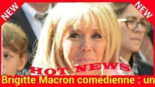 Brigitte Macron comédienne : un chroniqueur de TPMP pas tendre du tout avec la première