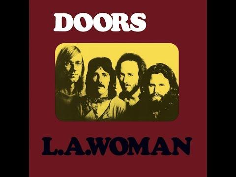 The Doors  LA Woman LP  US  ELEKTRA  1971  EKS75011