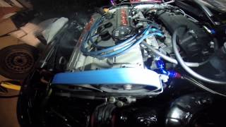95 Eclispe GST Big Turbo first start up 5-12-14
