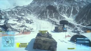 BF3 - Armored Kill - Montañas de Alborz (Jugando por primera vez, mapa 3)