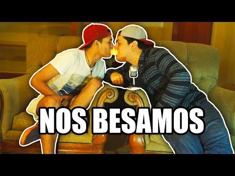 PREGUNTAS INCOMODAS ft Portu *Nos besamos*