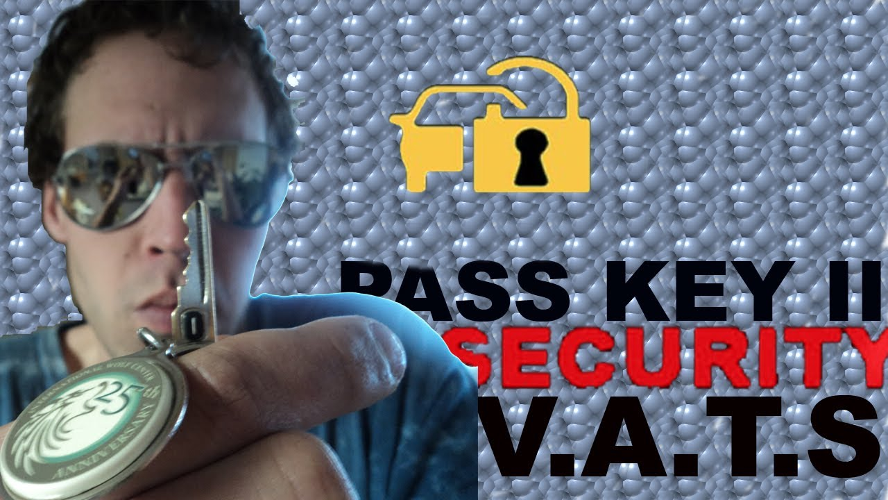 Gm Pass Key Ii Malfunctions Bypassing Vats System Youtube Wiring Berreta Chevy 1992 2 2ecm