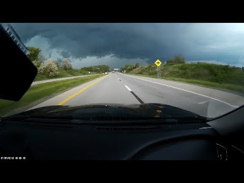 Thunderstorm and flooding, Jefferson and Berkeley counties WV - 14 May 2018