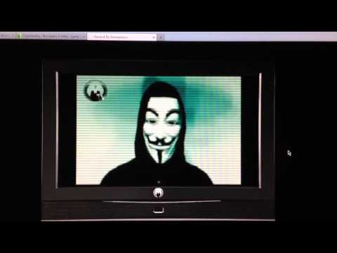 Anonymous hack Ministry of Justice in Greece