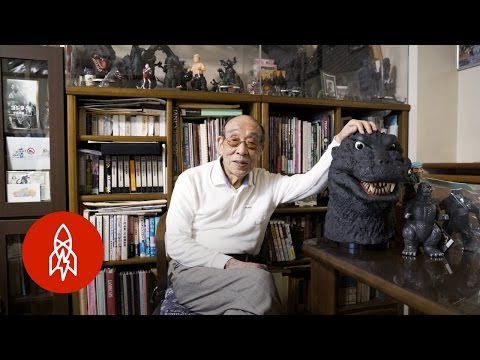 The Man Who Was Godzilla