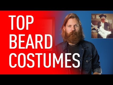 Ten Best Bearded Halloween Costumes | Eric Bandholz