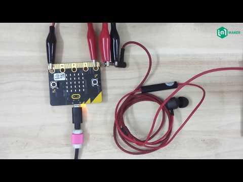 Micro:Bit - Play music