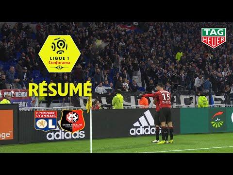 Olympique Lyonnais - Stade Rennais FC ( 0-2 ) - Résumé - (OL - SRFC) / 2018-19