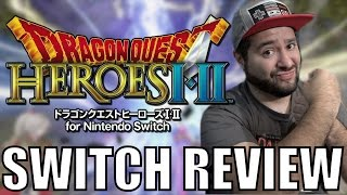 Dragon Quest Heroes I & II (Nintendo Switch) Review | 8-Bit Eric