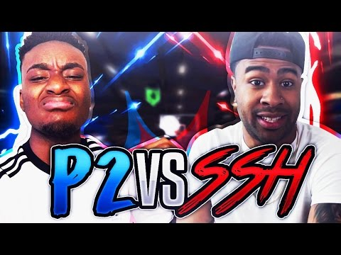 SSH VS P2 | MATCH OF THE YEAR!? STAGE SHOWDOWN!