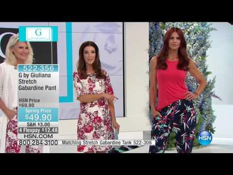 HSN | G by Giuliana Rancic Fashions 03.19.2017 - 06 PM