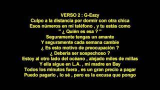 G-Eazy ft Chris Brown & Tory Lanez - Drifting español