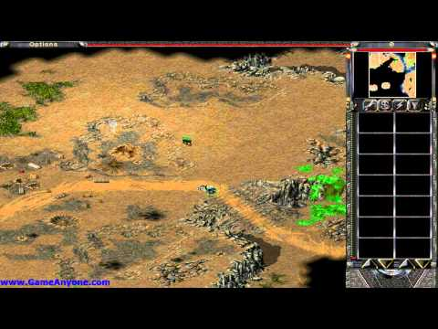 Command & Conquer Tiberian Sun Firestorm Hard - Nod - 02: Seeds Of Destruction 1/1