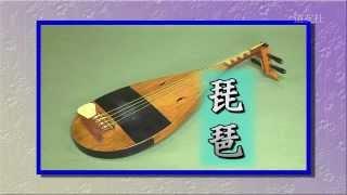 雅楽のことば ミニ辞典06 「琵琶」