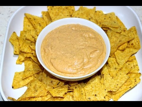 Сырный соус начо / Nachos cheese sauce