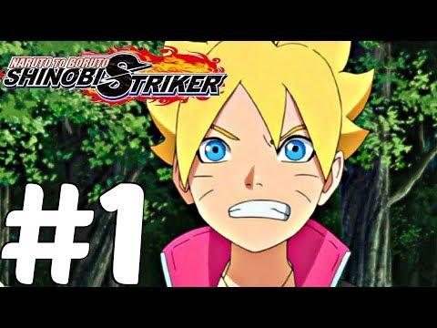 shinobi striker beta