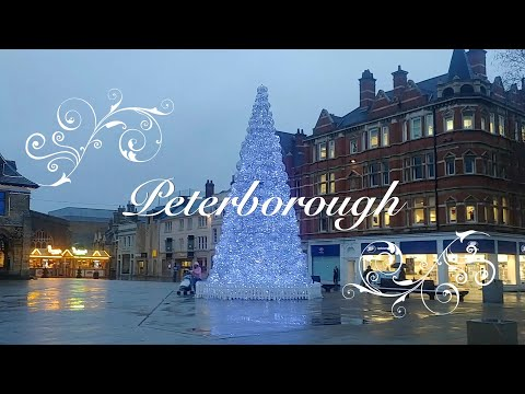 Why you HAVE to visit Peterborough this Christmas