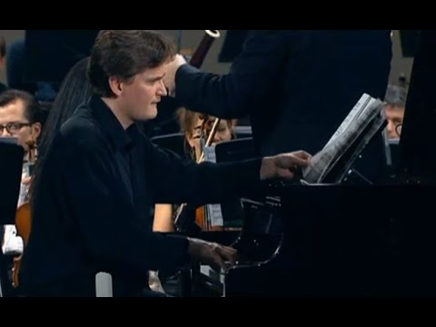 Olli Mustonen plays Shchedrin Piano Concerto no. 4 - video 2013