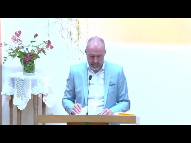Votre Culte EEL Lyon - 6 Juin 2021