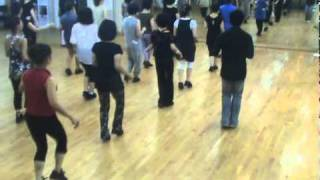 Blue Night Cha - Line Dance (Demo & Walk Through)