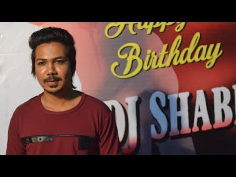 Dj Shabbir Bhai Birthday Celebration's by Khairthabad Temple Stars