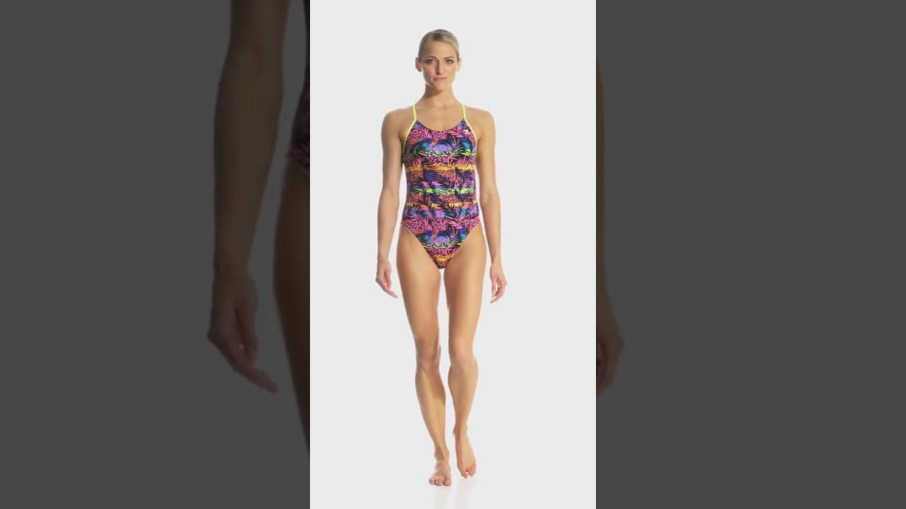 b0a7d549da TYR Women's Sumatra Cutoutfit One Piece Swimsuit | SwimOutlet.com ...