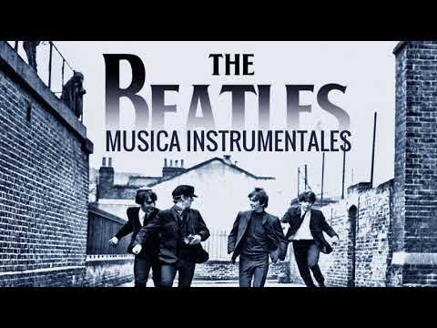 The Beatles Instrumental Musica Relajante Con Saxofon Y Piano Youtube