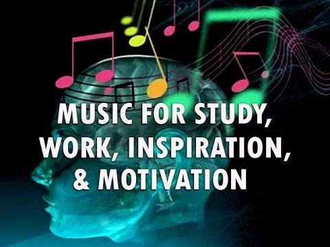 Music for Study, Work, Inspiration and Motivation with Binaural Beats