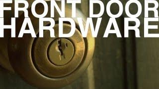 Front Door Hardware | Day 100 | The Garden Home Challenge With P. Allen Smith