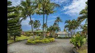 Notable Maui Oceanfront Estate and Villa in Haiku, Hawaii - Sotheby
