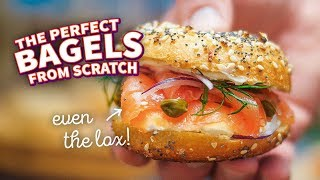 How to Make New York-Style Bagels (When Youre Not in New York)
